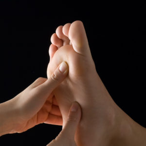 Грижа за крака