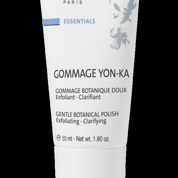 Gommage yon-ka retouche YK